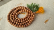 Sandalwood mala 7mm
