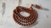 Beautiful Rhaktu Bodhi mala 8mm