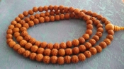 ENDING YEAR 2018 BUMPER OFFERS  Rhaktu Bodhi mala 8mm