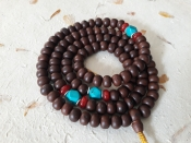 New year bumper offers on Dark Bodhi mala