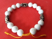 Bracelet made from White Conch