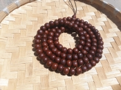 Bodhi mala in antique 12mm