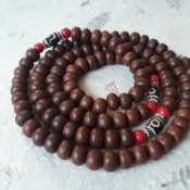 bodhi mala 12 mm antique